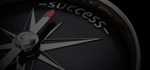 Success Compass Direction