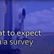 What to expect with a survey - Video